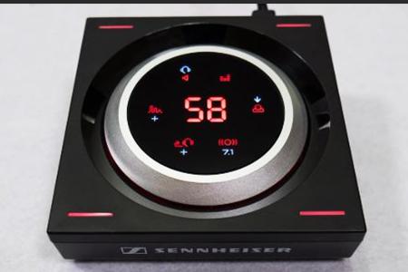 Sennheiser GSX 1000 audiophile soundcard for gaming
