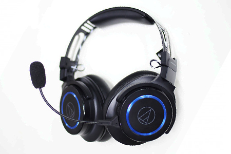 audio-technica ATH-G1WL Fps gaming headphones