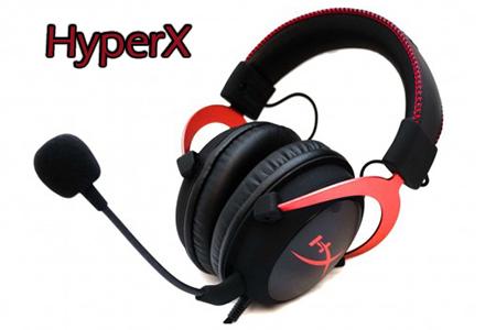 HyperX Fps gaming headphones