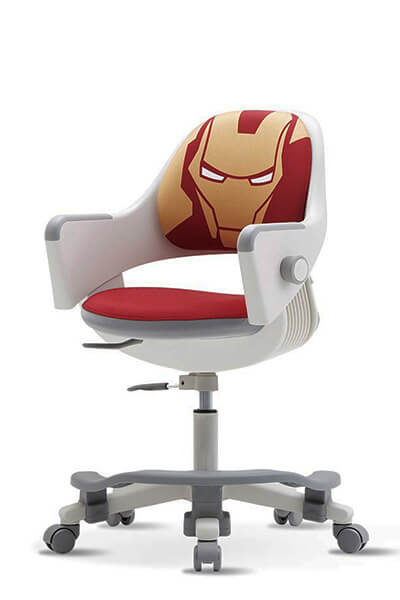 marvel iron man kids chair