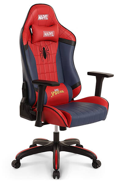 Marvel gaming chairs spider man