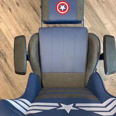 captain america chair