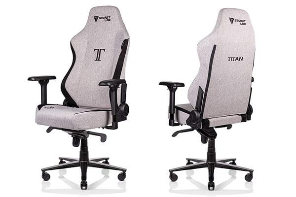 titan gaming chairs