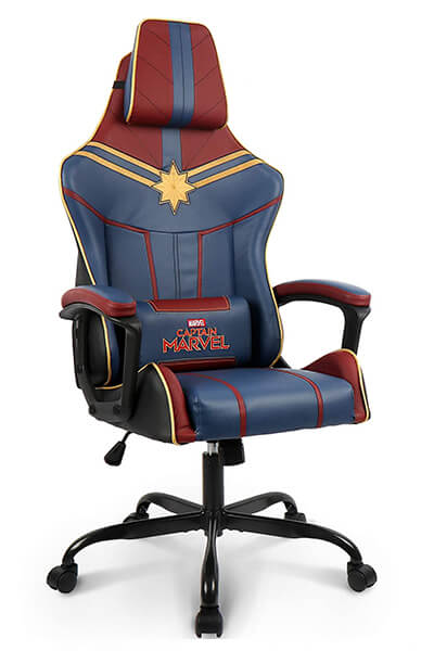 captain marvel chair