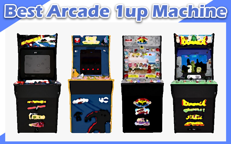 best arcade 1up machine