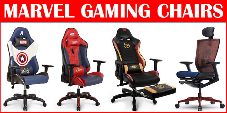 Marvel gaming chairs
