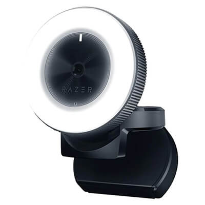 ringlight webcam